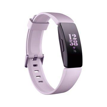 Fitbit Inspire HR-淺粉紫色