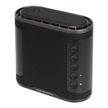 audio-technica AT-SBS50BT 無線藍牙喇叭-黑