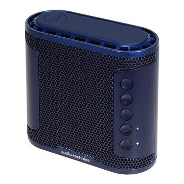 audio-technica AT-SBS50BT 無線藍牙喇叭-藍