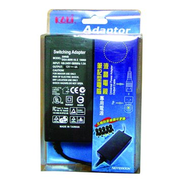 KAMI 凱名18.5V3.5A(NB/LCD變壓器)(防呆)