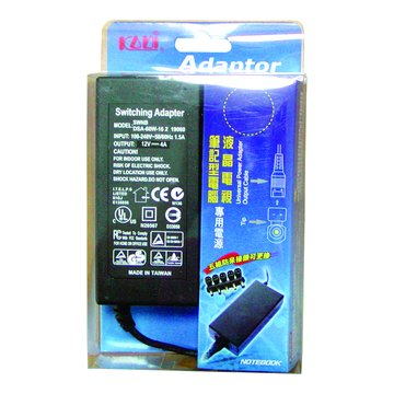 KAMI 凱名 12V4A(NB/LCD變壓器)