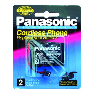 Panasonic 國際牌 P-P301 國際牌原廠鎳鎘電池
