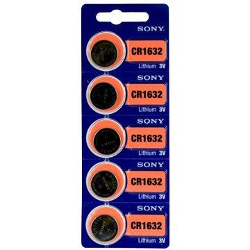 SONY 新力牌 CR1632 鈕扣電池