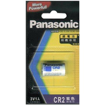 Panasonic  國際牌國際牌CR2鋰電池
