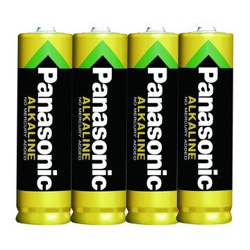 Panasonic 國際牌 國際牌3號鹼性電池4入熱縮