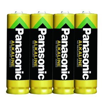 Panasonic 國際牌 國際牌4號鹼性電池4入熱縮