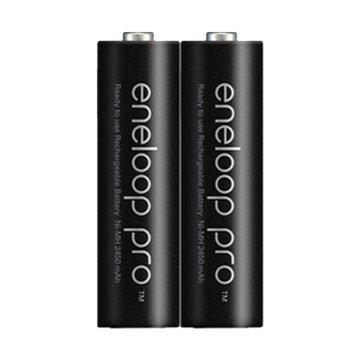 Panasonic  國際牌國際牌eneloop 4號2入900mah500次