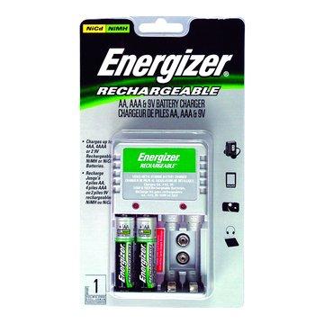 Energizer 勁量勁量三用充電器(附3號2入)