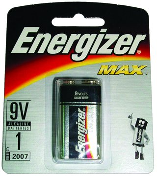 Energizer 勁量勁量鹼性9V*1