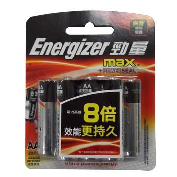 Energizer 勁量勁量鹼性3號8入