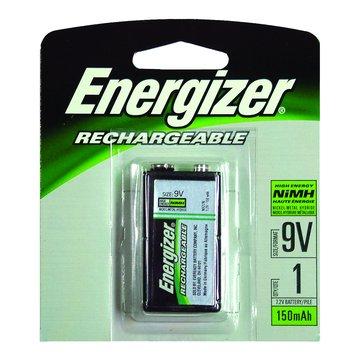 Energizer 勁量勁量9V充電池 175mah