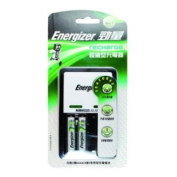 Energizer 勁量勁量超值型充電器(附4號2入)