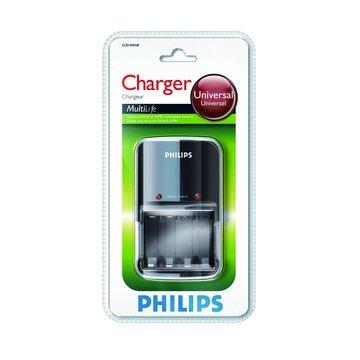 PHILIPS 飛利浦4入充電器