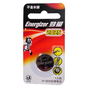 Energizer 勁量勁量 CR2025鈕扣電池
