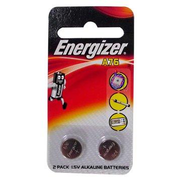 Energizer 勁量勁量 A76(LR44)鈕扣電池