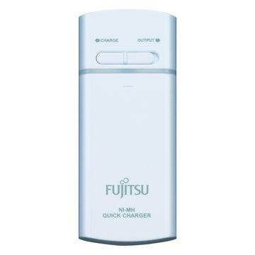 FUJITSU 富士通富士通多功能行動充電組(附2顆)