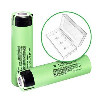 18650充電式鋰單電池 (松下日製)