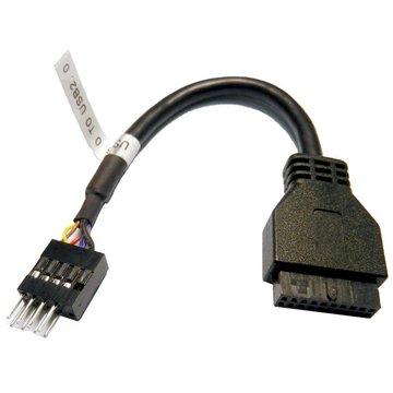 S.C.E 世淇USB2.0公轉3.0母主機板線