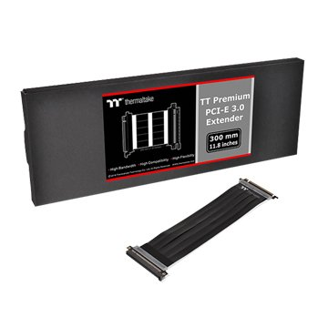 Thermaltake 曜越 TT Premium PCI-E 3.0 延長線 300mm