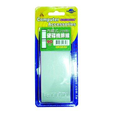 PowerSync 群加 IDE硬碟扁排線60CM
