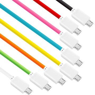 PowerSync 群加USB2.0A公/Micro USB 超軟線1.5M