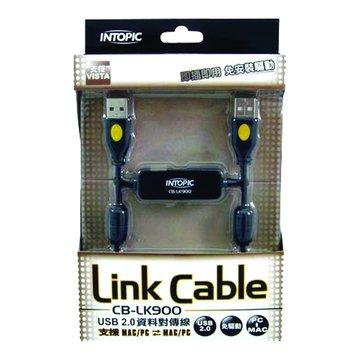 INTOPIC 廣鼎 USB 2.0 資料對傳線