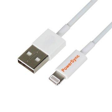 PowerSync 群加Lightning / USB 1M 充電傳輸線