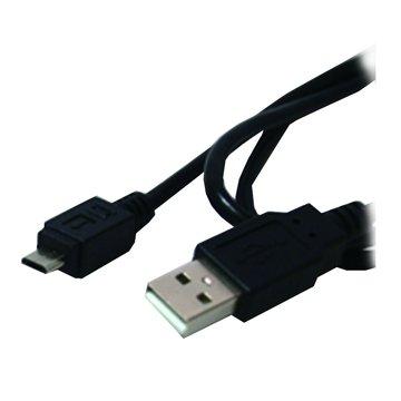 PowerSync 群加USB A公/Micro USB公 1.8M