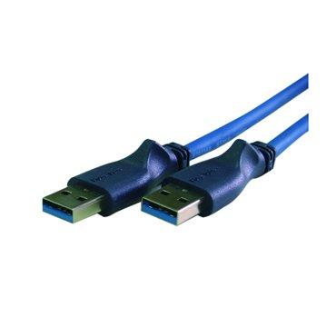 PowerSync 群加USB 3.0 A公-A公 1.5M