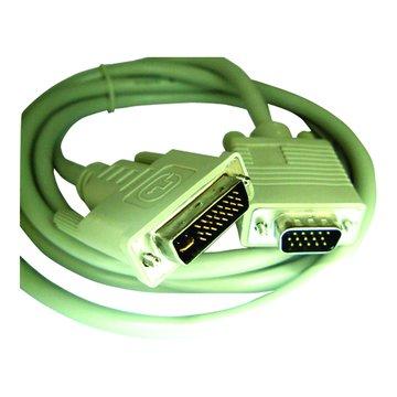 I-WIZ DVI 24+5 公-VGA15公 1.8米