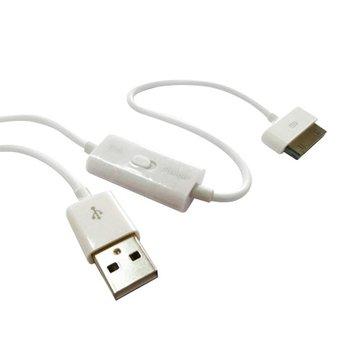 Pro-Best USB A公/30Pin手機充電傳輸兩用線