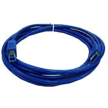 I-WIZ USB3.0 A公/B公 1.8M高速傳輸線