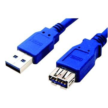 S.C.E 世淇USB3.0 A公/A母 1.8M高速傳輸線
