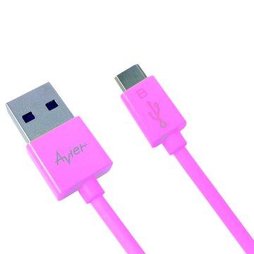 avier USB 2.0 A公/Micro B公 2M彩