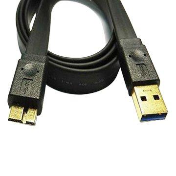 S.C.E 世淇USB3.0 A公/Micro B公1M扁線