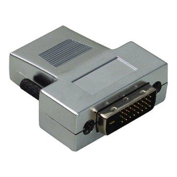 Pro-Best 柏旭佳HDMI 19F/DVI25M 轉接頭