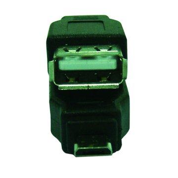 S.C.E 世淇Micro USB B公對A母轉接頭