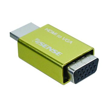 E-SENES 逸盛HDMI公/VGA母 轉接頭