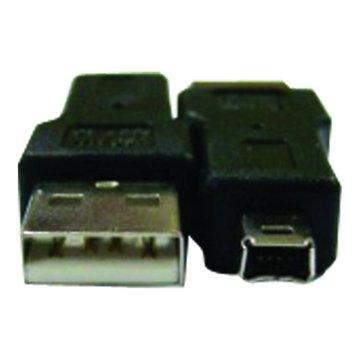 S.C.E 世淇USB A公轉1394 4P轉接頭