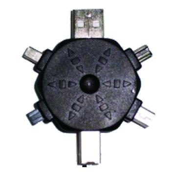 S.C.E 世淇USB/1394 萬象接頭