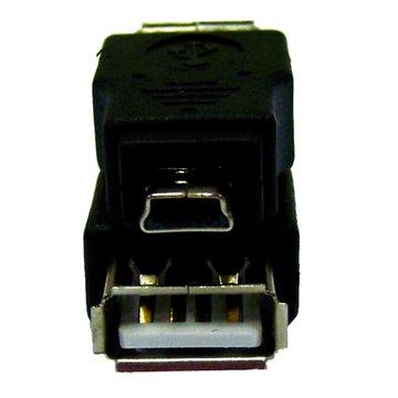 S.C.E 世淇USB A母轉迷你5 PIN轉接頭