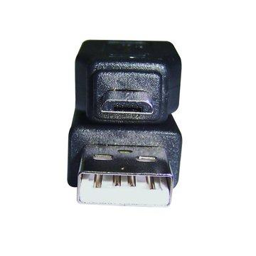 S.C.E 世淇USB A公轉Micro B公轉接頭