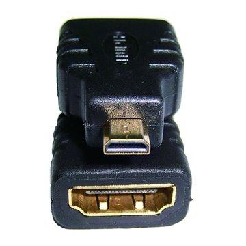 S.C.E 世淇HDMI母/MicroHDMI公轉接頭