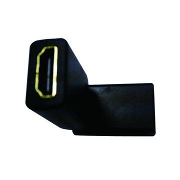 S.C.E 世淇HDMI 母/母轉換頭(自由彎曲)