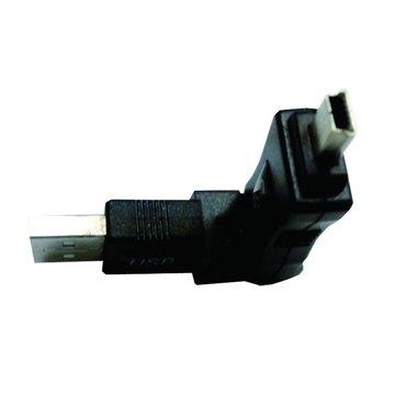 S.C.E 世淇USB轉接頭A公/迷你5PIN L型