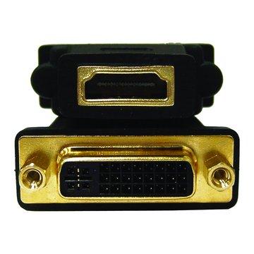 S.C.E 世淇HDMI母/DVI母 轉接頭