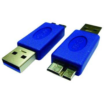 Pro-Best 柏旭佳 USB3.0 A公/Micro B公 轉接頭