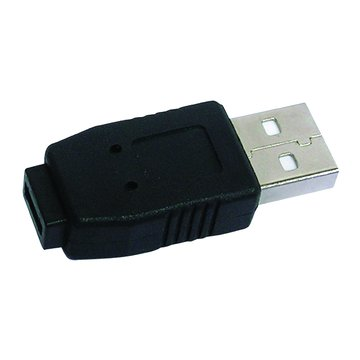 Pro-Best 柏旭佳USB A公-MIRCO USB AB母 轉接頭