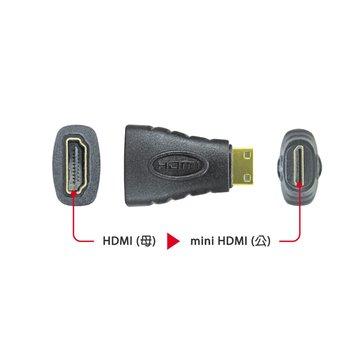 JETART 捷藝HDMI母/迷你HDMI公 轉接頭.