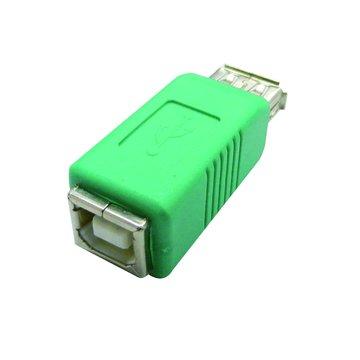 S.C.E 世淇USB轉接頭A母-B母